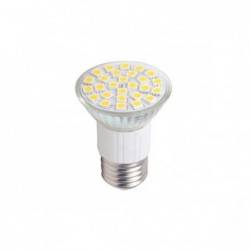 FOCO LED 5W E27 WARM WHITE